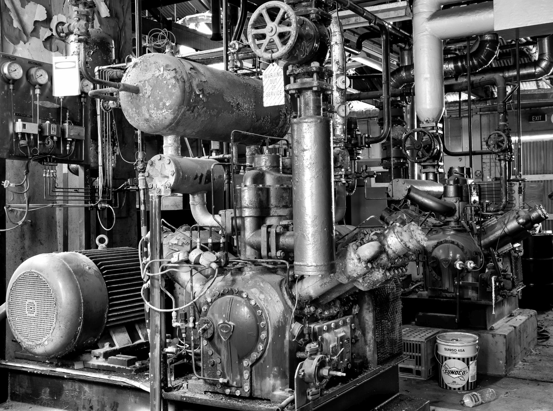 machine factories