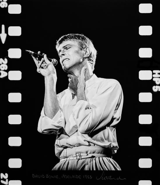 david bowie adelaide 1983