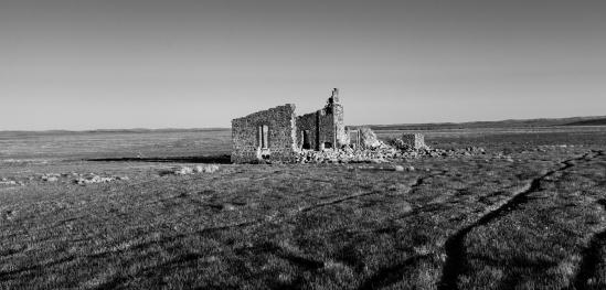 the Cradock ruin