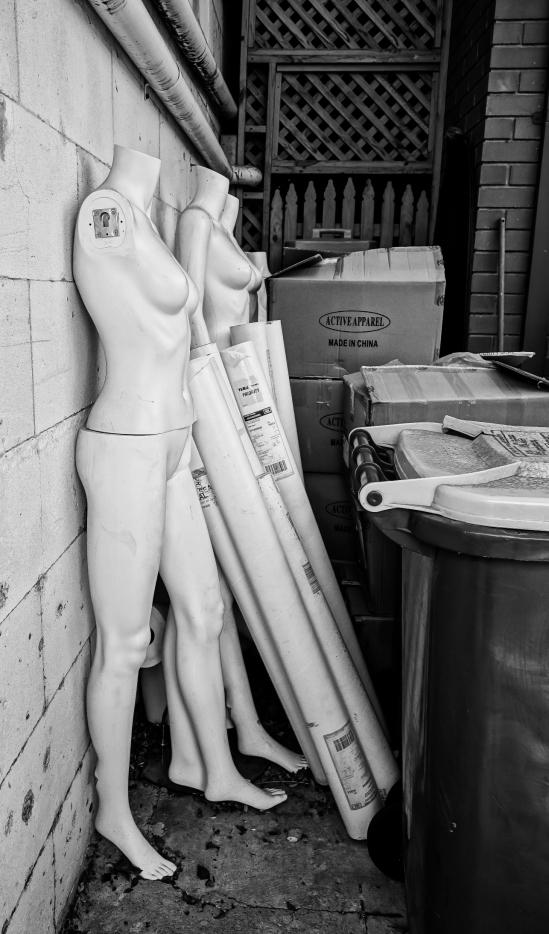 mannequin monday