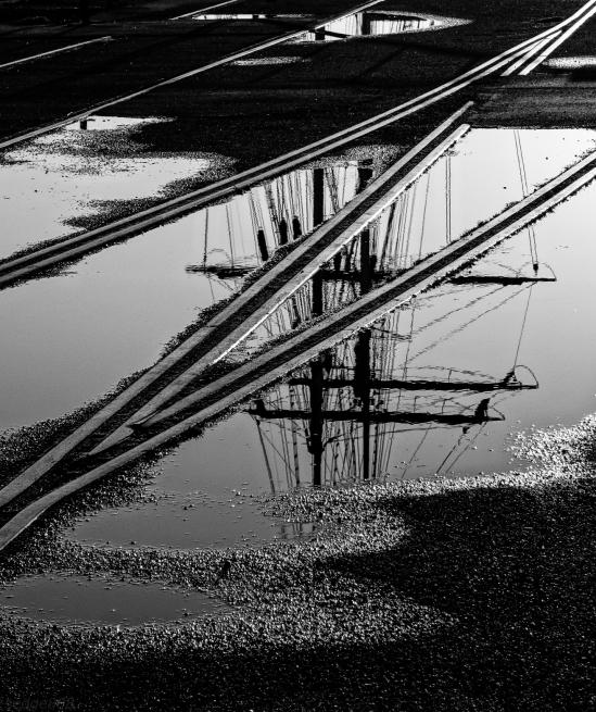 rails & masts