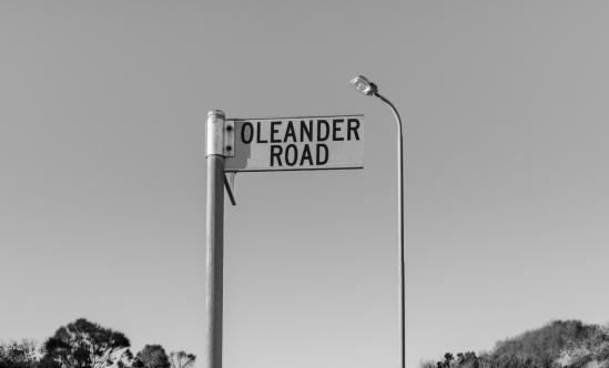 oleander-road