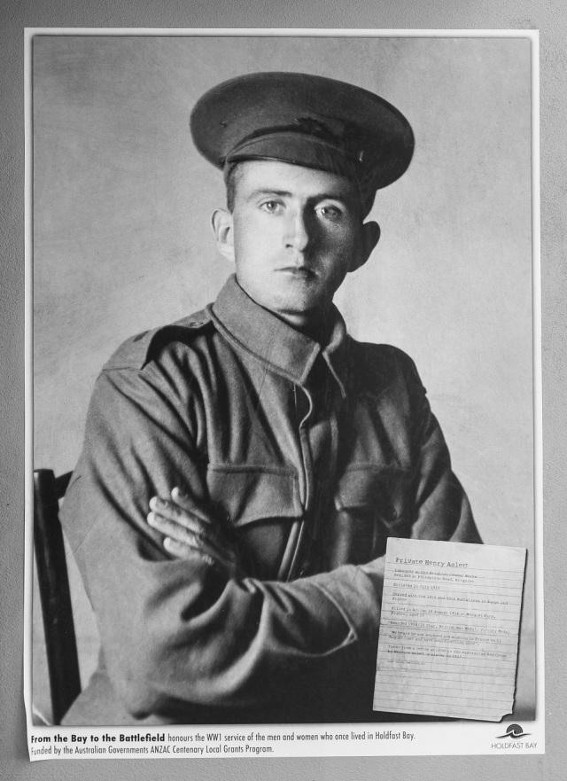 private Henry Aslett