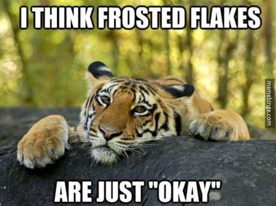 frosty flakes
