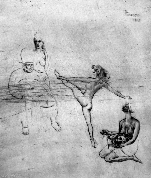 Picasso 1905