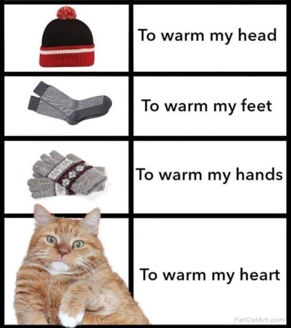 To Warm My Soul